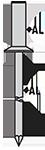 nity-szczelne-kolnierz-wpuszczany-al-al