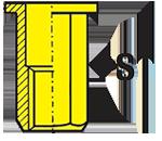8Nitonakrętka-CSCO-stalowa---Cylindryczna,-Sześciokątna-na-Całości,-Otwarta