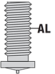 Bolce-z-gwintem-PT-aluminiowy---ISO-13918-(DIN-32501)