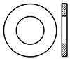 1Podkladka-okragla-plaska-DIN-125,-ISO-7089-