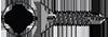 2-Blachowkret-samowiercacy-z-lbem-stozkowym-forma-P---O-(PHILLIPS)-----(-DIN-7504,-ISO-15481-)