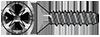 2-Blachowkret-z-lbem-stozkowym-i-scietym-gwintem-(POZIDRIV)-(-DIN-7982,-ISO-7050-)-