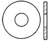 3Podkladka-okragla-poszerzania-DIN-9021-ISO-7093
