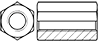 4Nakretka-szesciokatna-dluga---(DIN-6334,-ISO---)