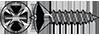 8-Blachowkret-z-lbem-stozkowym-(POZIDRIV)-(-DIN-7983,-ISO-7051-)